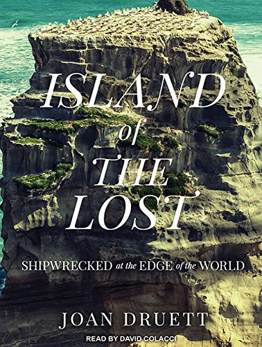 Island of the Lost: Shipwrecked at the: Joan Druett