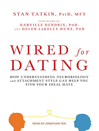 9781515902737: Wired for Dating: How Understanding Neurobiology and Attachment Style Can Help You Find Your Ideal Mate