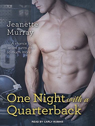 One Night with a Quarterback (Compact Disc): Jeanette Murray