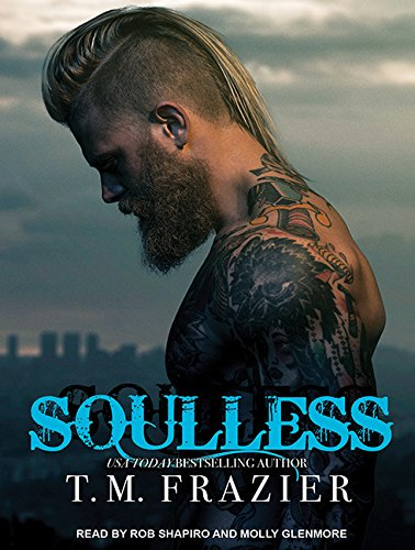Soulless (Compact Disc): T.M. Frazier