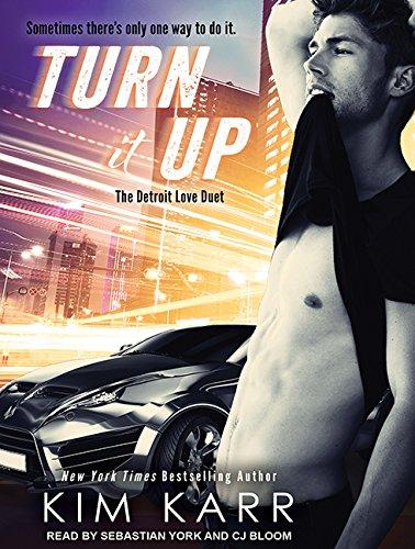 Turn It Up (Compact Disc): Kim Karr