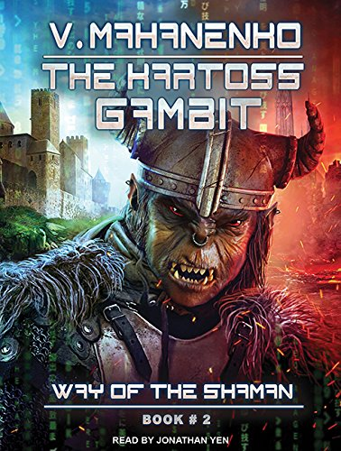 The Kartoss Gambit (Compact Disc): Vasily Mahanenko