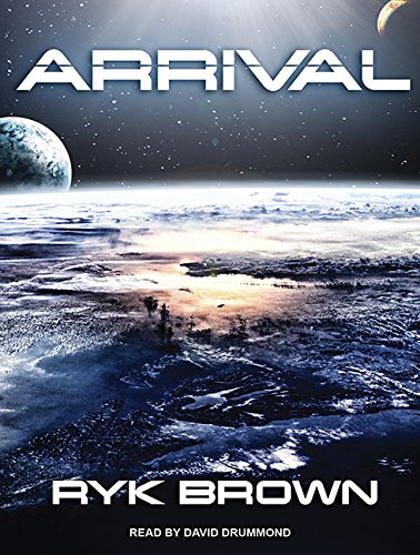 Arrival (Compact Disc): Ryk Brown