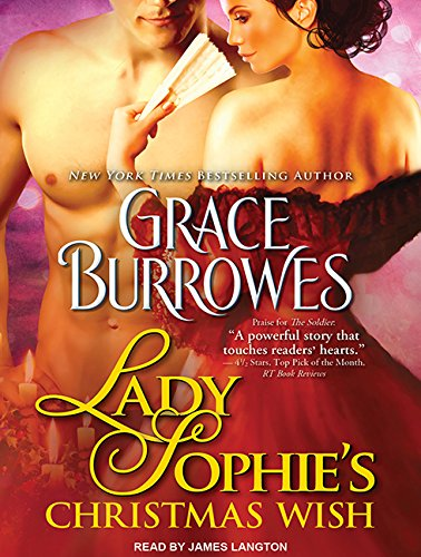 Lady Sophie S Christmas Wish (Compact Disc): Grace Burrowes