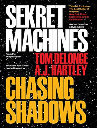 9781515913139: Sekret Machines Book 1: Chasing Shadows