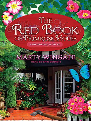 The Red Book of Primrose House (MP3 CD): Marty Wingate