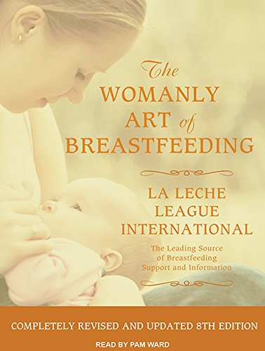 The Womanly Art of Breastfeeding (MP3 CD): Diane Wiessinger