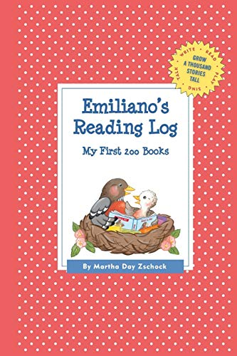 9781516204816: Emiliano's Reading Log: My First 200 Books (GATST) (Grow a Thousand Stories Tall)