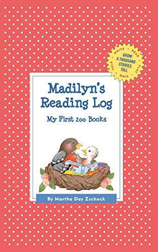 9781516231249: Madilyn's Reading Log: My First 200 Books (GATST) (Grow a Thousand Stories Tall)