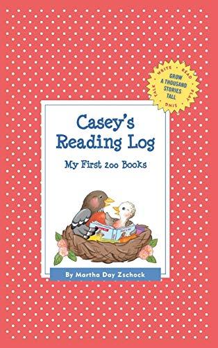 Casey's Reading Log: My First 200 Books (GATST) (Grow a Thousand Stories Tall): Zschock, ...