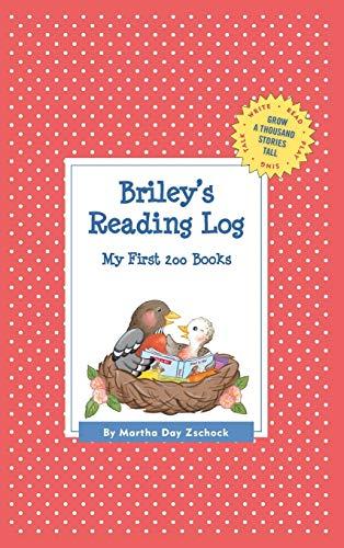 9781516241002: Briley's Reading Log: My First 200 Books (GATST) (Grow a Thousand Stories Tall)