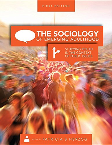 9781516503599: The Sociology of Emerging Adulthood: Studying Youth in the Context of Public Issues