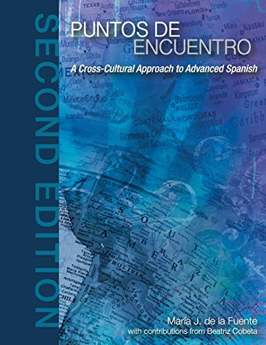 9781516511730: Puntos de Encuentro: A Cross-Cultural Approach to Advanced Spanish