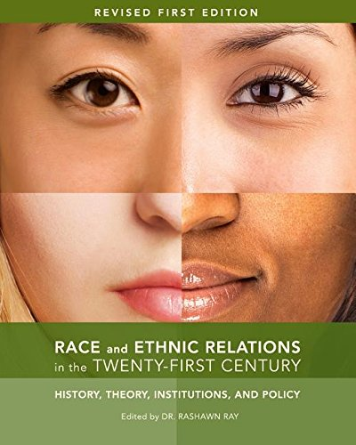 9781516512423: RACE & ETHNIC RELATIONS IN THE
