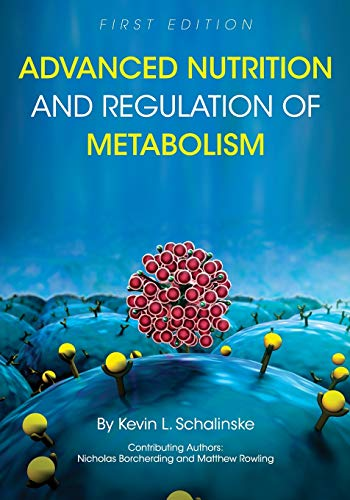 9781516514687: Advanced Nutrition and Regulation of Metabolism