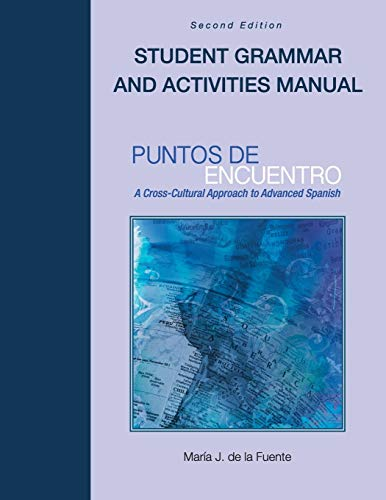 9781516522378: Puntos de encuentro: A Cross-Cultural Approach to Advanced Spanish