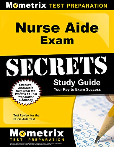 9781516700547: Nurse Aide Exam Secrets Study Guide: Test Review for the Nurse Aide Test