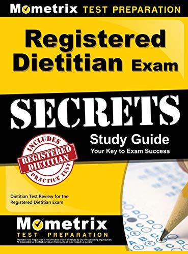 9781516705559: Registered Dietitian Exam Secrets Study Guide: Dietitian Test Review for the Registered Dietitian Exam