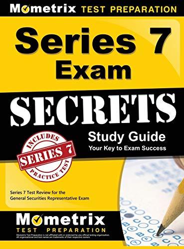 9781516705665: Series 7 Exam Secrets Study Guide: Series 7 Test Review for the General Securities Representative Exam