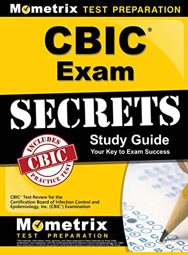 9781516705696: Cbic Exam Secrets, Study Guide: Cbic Test Review for the Certification Board of Infection Control and Epidemiology, Inc. (Cbic) Examination