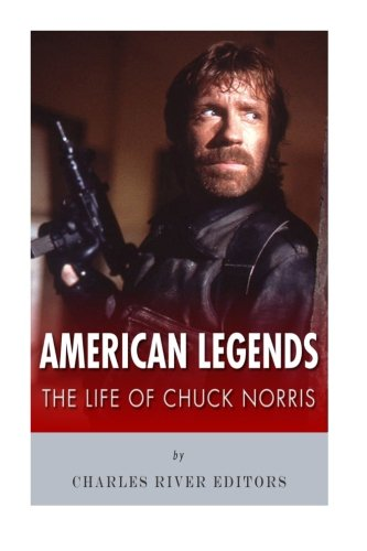 9781516800896: American Legends: The Life of Chuck Norris