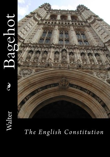 9781516804931: The English Constitution