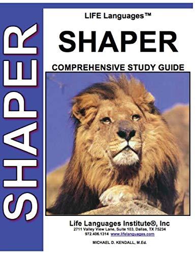 9781516823741: Shaper LIFE Language Study Guide (LIFE Languages™ Study Guides) (Volume 5)