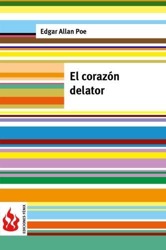 9781516833290: El corazón delator: (low cost). Edición limitada (Ediciones Fénix)