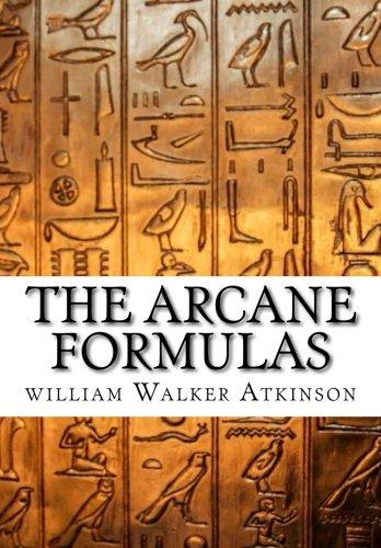 9781516835027: The Arcane Formulas