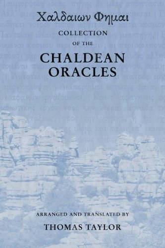 9781516843787: Collection of the Chaldean Oracles