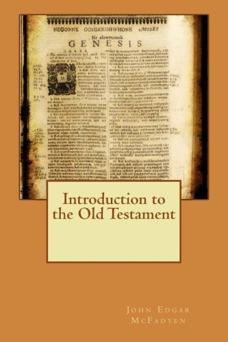 9781516848584: Introduction to the Old Testament