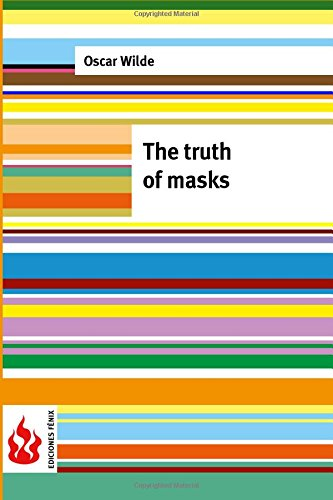 9781516852277: The truth of masks: (low cost). limited edition