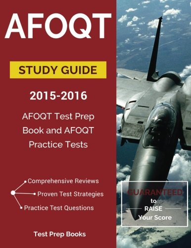 9781516859184: AFOQT Study Guide 2015-2016: AFOQT Test Prep Book and AFOQT Practice Tests