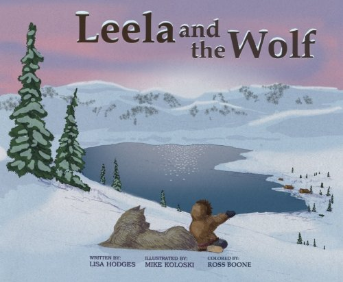 9781516866243: Leela And the Wolf