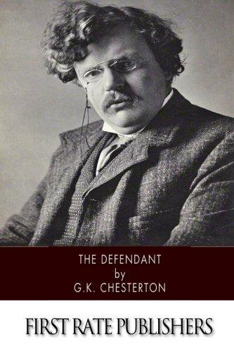 9781516873548: The Defendant