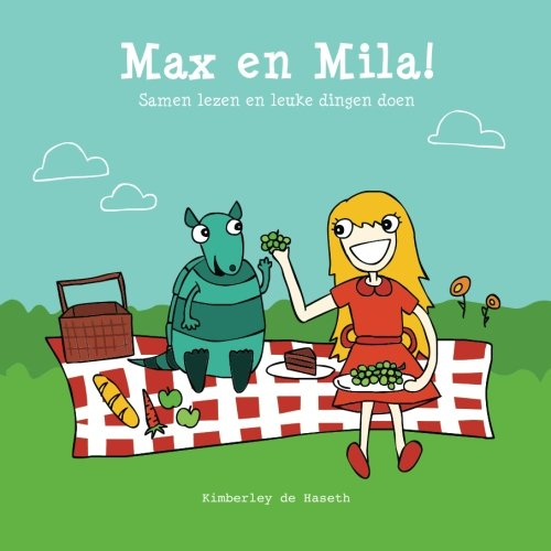 9781516875726: Max & Mila: Samen lezen en leuke dingen doen