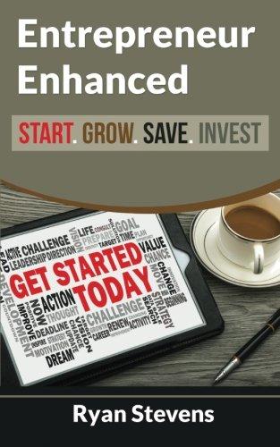 9781516887811: Entrepreneur Enhanced - Start.Grow.Save.Invest