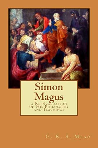 9781516898039: Simon Magus