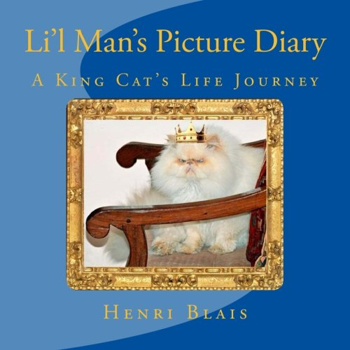 9781516899623: Li'l Man's Picture Diary: A King Cat's Life Journey