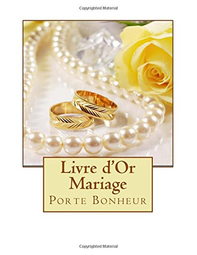 9781516901111: Livre d'Or Mariage (French Edition)