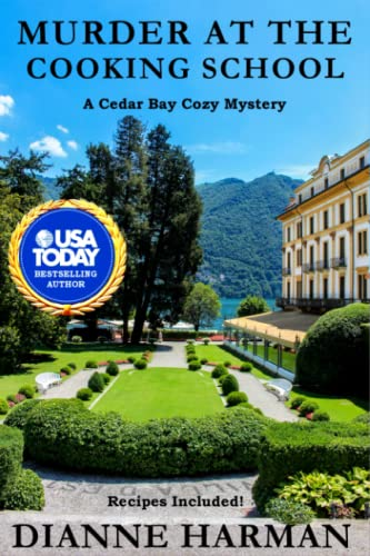 Murder at the Cooking School: Dianne Harman