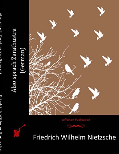 Also Sprach Zarathustra (German): Nietzsche, Friedrich Wilhelm