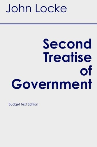 9781516908073: Second Treatise of Government (Budget Student Classics)