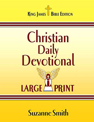 9781516911448: Christian Daily Devotional: Large Print