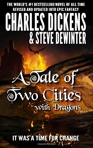 9781516912599: A Tale of Two Cities with Dragons