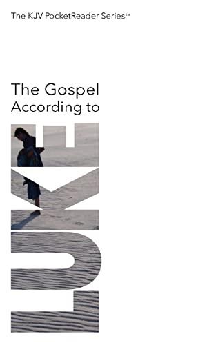 9781516913916: The Gospel According to Luke (The KJV PocketReader Series) (Volume 25)