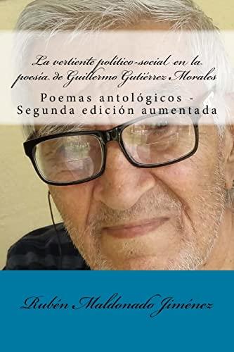 La Vertiente Politico-Social En La Poesia de: Maldonado Jimenez, Dr