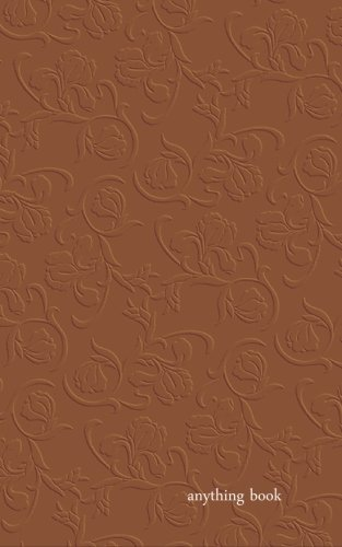 9781516931484: Anything Book: Tooled Leather (Volume 3)