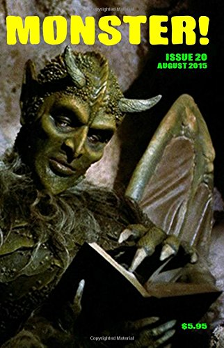Monster! #20: August 2015: Steve Fenton; Tim Paxton