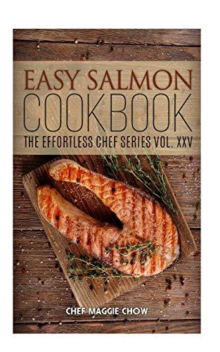 9781516936908: Easy Salmon Cookbook